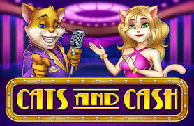 Play Cats And Cash Game From Play N Go