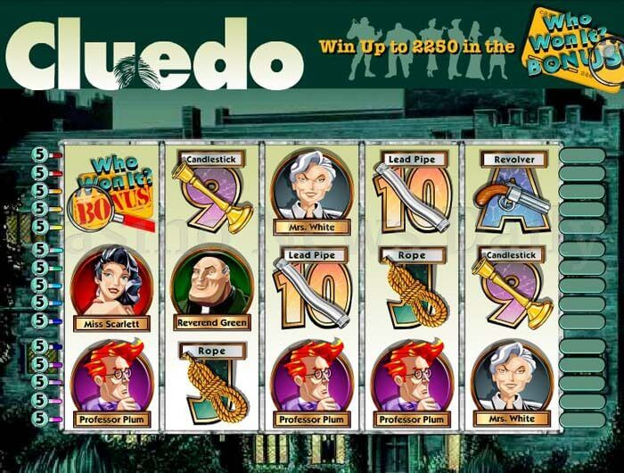 Cluedo – Who Won It? Online Slot Reviewed