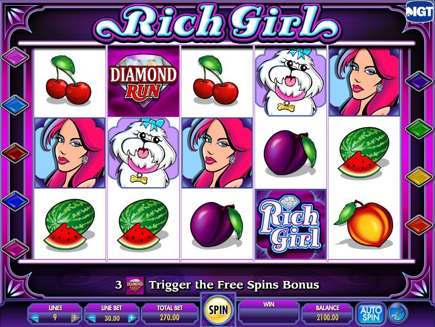 She's a Rich Girl Slot Explained Online for Players