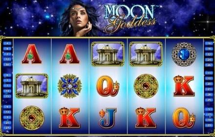 Moon Goddess Online Slot Details for Players