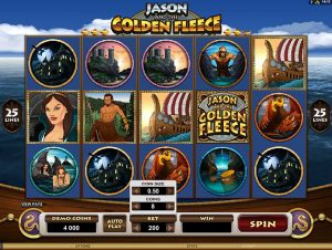 Jason and the Golden Fleece Online Slot Reviewed