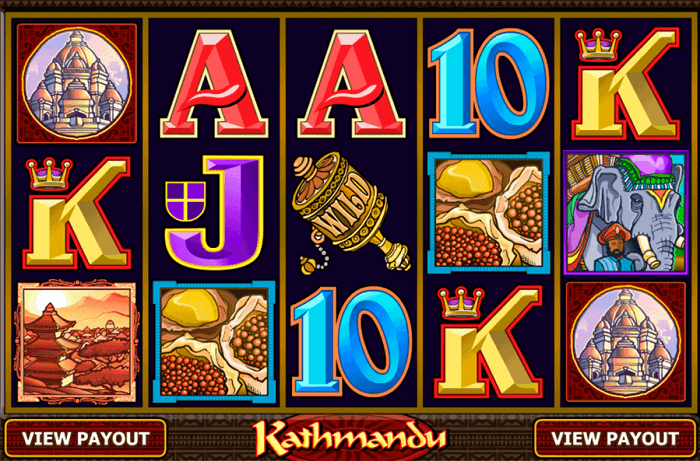 Kathmandu Slot Online Casino Game Reviewed