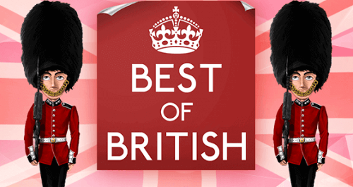 Best Of British Online Slots Machine Details for You