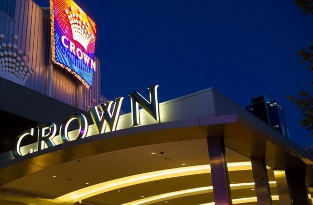 Details about Crown Casino in Melbourne, Australia