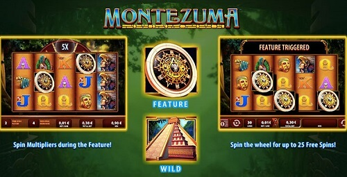 Find out Montezuma Slots Review Online